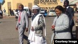 Amai Auxillia Mnangagwa In Bulawayo