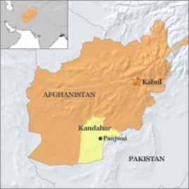 Panjwai district, Kandahar, Afghanistan