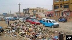 Via da Cuca, Luanda