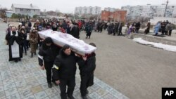 Cease-fire in Ukraine May be Slipping Away