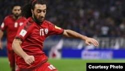 فدراسیون فوتبال افغانستان روز دوشنبه نوشت که محمدشریف در رقابت با فلسطین حضور خواهد داشت.