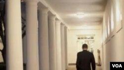 Rankont Prezidan Ameriken an ak Prezidan Izrayelyen an nan Washington