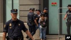 Diecinueve personas han sido detenidas en España en lo que va de año en relación con la captación y envío de yihadistas a los conflictos armados en Siria, Mali o Libia.