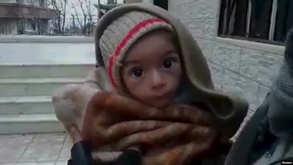 Në Siri shumë familje vuajnë nga uria