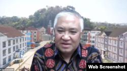 Din Syamsuddin. (Foto: screenshot)