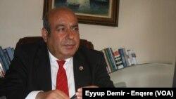 Hasîp Qaplan Parlementerên berê yê Partîya Demokratîk ya Gelan (HDP)