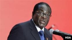 Presiden Zimbabwe Robert Mugabe, telah berkuasa selama 31 tahun.