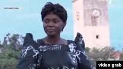 Opposition candidate Maureen Kyalya is a former adviser to incumbent President Yoweri Museveni.