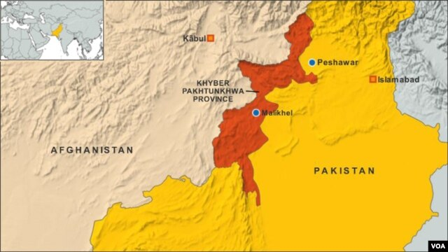 Malikhel, Khyber Pakhtunkhwa province, Pakistan