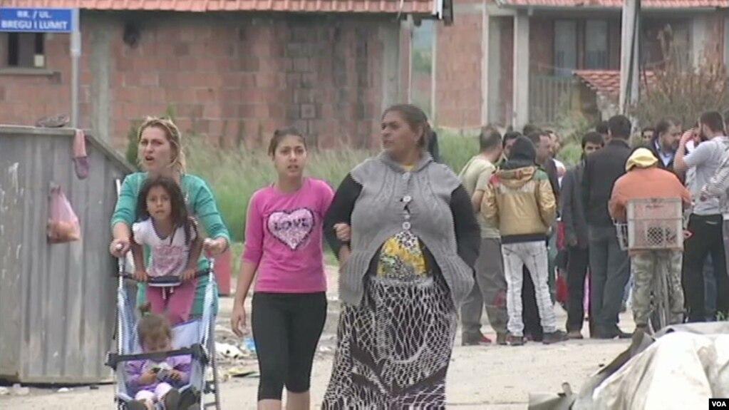 Kompensimi i romëve që jetuan në kampe në veriun e Kosovës