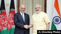 هند حکومت اعلان کرد که با افغانستان یک میلیارد دالر کمک بلاعوض می نماید