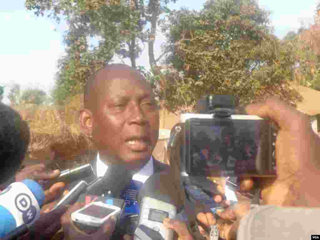 Guiné Bissau, Candidato Abel Incada, Eleições 13 de Abril 2014