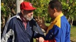 چاوز از کوبا فرمان صادر می کند