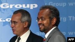 Shanta Devarajan (à droite), a précisé que la jeunesse de l'Afrique fait sa force, même si le chômage reste un défi