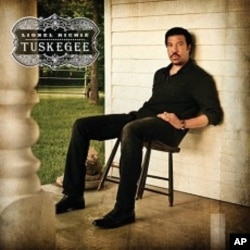 """Lionel Richie's """"Tuskeegee"""" CD"""