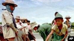 برما کے خلاف امریکی پابندیاں برقرار رکھنے کے حق میں ووٹ