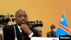 Shugaban Dimokradiyar Kwango Joseph Kabila