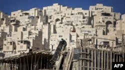 Xây dựng nhà mới tại khu Har Homa, Ðông Jerusalem, 8 tháng 12, 2010