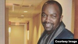 Zimbabwean Tawanda Dzvokora currently living in USA.
