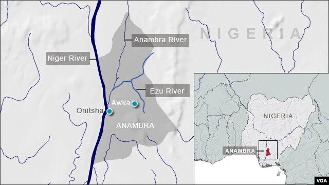 Ezu River, Nigeria