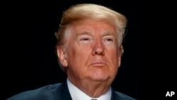 Presiden Donald Trump (Foto: dok).