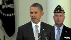 Presiden Obama akan melawat negara-negara Asia untuk penciptaan lapangan kerja (Foto: dok).