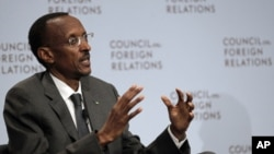 Paul Kagame (New York, 7 juin 2011)