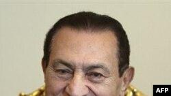 Президент Єгипту Госні Мубарак