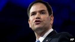 Marco Rubio destacó que según estimados la reforma migratoria generará billones de dólares en crecimiento económico.