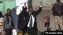 Eskinder Nega, le 14 février 2018. (VOA Amharic)