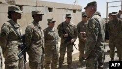 Американський контингент в Афганістані, квітень 2017