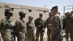 အာဖဂန္က ကန္တပ္ဖြဲ႔ေတြ ႏုိ၀င္ဘာမွာ ထက္၀က္နီးပါးေလ်ာ့ခ်ေတာ့မည္