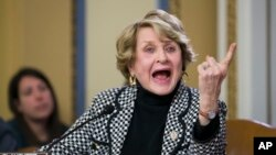 Legisladora demócrata, Louise Slaughter falleció a la edad de 88 años.