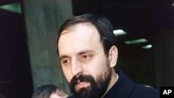 War crimes suspect Goran Hadzic (file photo)