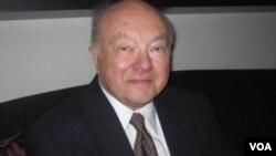 Ông Jack Matlock, đại sứ cuối cùng của Hoa Kỳ tại Liên bang Sô viết (1987-91)
