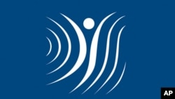 Aspecto del logo de la National Osteoporosis Foundation.