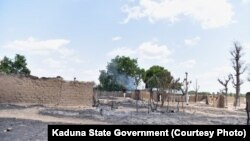 FILE - Birnin Gwari, in the northern state of Kaduna, is infamous for its lawlessness. At least 100 people have been kidnapped along the Birnin Gwari-Kaduna road in the past few days, according to reports.