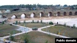 Khanaqin bridge