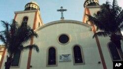 Igreja da Nossa Senhora dos Remédios, Angola