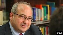 """""""En la administración Obama"""", el tema de la inseguridad en Centroamérica """"ha subido mucho en la agenda en Washington"""", observó Shifter."""