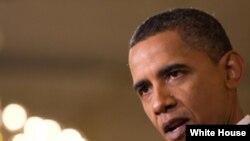 Umongameli Barack Obama, weleMelika