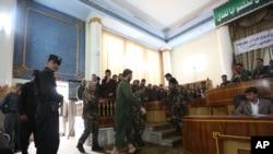 عدالتی کارروائی کا ایک منظر (فائل فوٹو)