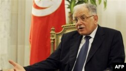 Bộ trưởng Ngoại giao Tunisia Kamel Morjane từ chức trong chính phủ lâm thời