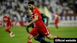 مهدی طارمی در تیم ملی ایران در جام جهانی روسیه حضور دارد.