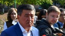 Sooronbay Jeenbekov - Qirg'izistonning yangi prezidenti