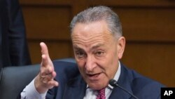 Seneta Chuck Schumer, m-Democrat kutoka New York