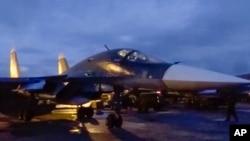 러시아 전투기 (자료사진)