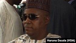 Gwamnan Borno Kashim Shetima