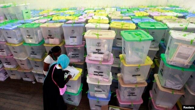 Kenya elections (Reuters)