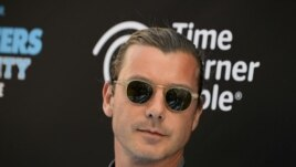 Gavin Rossdale arrives at the world premiere of
